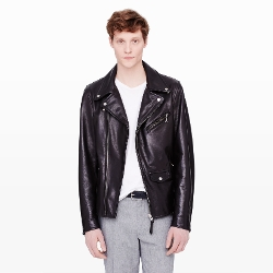 Club Monaco - Golden Bear Moto Jacket