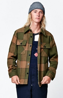 Brixton - Roth Plaid Jacket