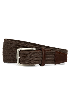 Brooks Brothers - Cotton Woven Belt
