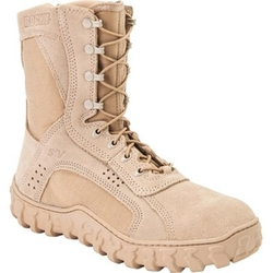Rocky - Desert Steel Toe Military Boot