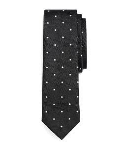 Brooks Brothers - Dot Slim Tie