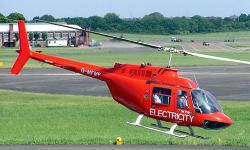 Bell 206  - Jet Ranger
