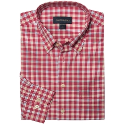 Scott Barber - James Basic Check Sport Shirt