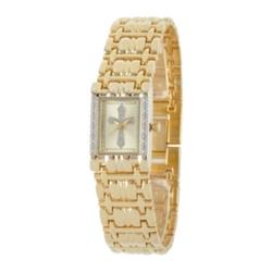 JCPenney - Diamond-Accent Bracelet Watch