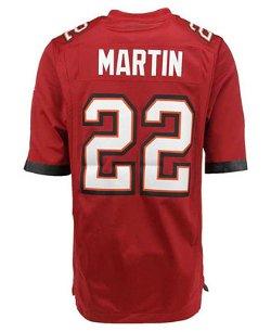 Nike - Martin Tampa Bay Buccaneers Jersey Shirt