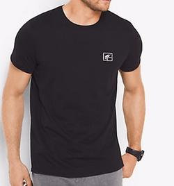 Michael Kors Mens - Logo Jersey T-Shirt