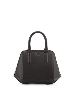 Halston Heritage  - Baby Leather Satchel Bag