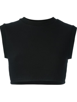 Yeezy - Cropped Sweatshirt