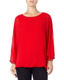 Phase Eight - Amari Beaded Top