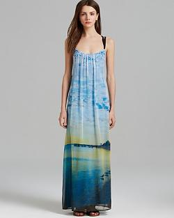 Twelfth Street by Cynthia Vincent  - Maxi Dress - Multi Strap Beach Photo