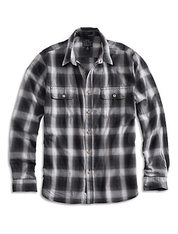 Lucky Brand - Classic Fit Lost Coast Workwear Shirt