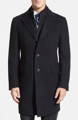 Corneliani  - Wool Overcoat