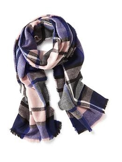 Old-Navy - Brushed Flannel Scarf