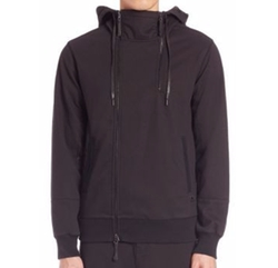 Madison Supply - Dual Zip Front Hoodie