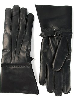 Raf Simons  - Moto Style Gloves