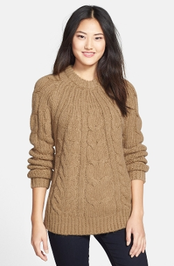 Michael Kors - Cable Knit Sweater