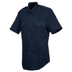 LawPro  - Elite 100% Poly Short Sleeve Shirt with Zipper