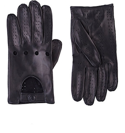Barneys New York - Leather Driving Gloves