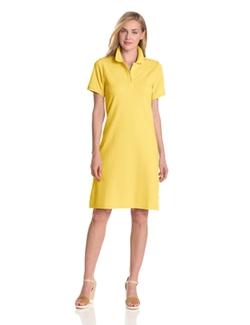 Foxcroft  - Performance Pique-Polo Dress