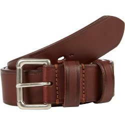 Felisi  - Square Buckle Leather Belt