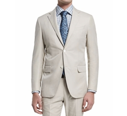 Ermenegildo Zegna - Two-Piece Cotton Suit