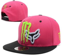 Monster Energy - Colorblock Snapback Hat