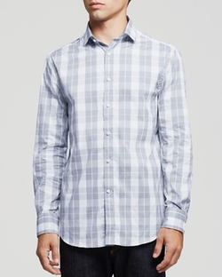 Kent and Curwen  - Classic Cricket Collar Button Down Shirt