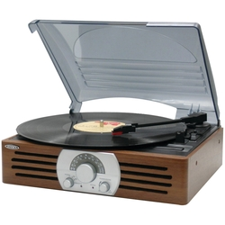 Jensen - TA-222 3-Speed Turntable