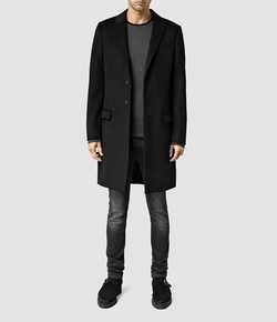 All Saints - Blaine Coat