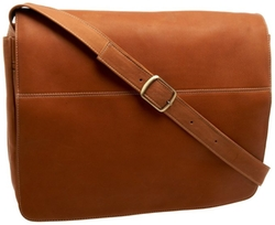 Latico  - Heritage Laptop Large Messenger Bag