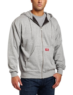 Dickies - Thermal Lined Zip Hooded Fleece Jacket