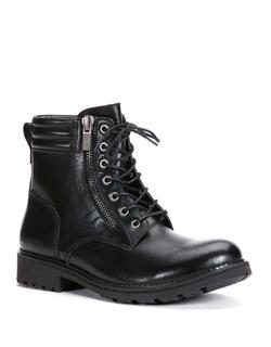 Calvin Klein - Kai Lace-Up Boots