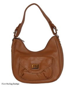 Roma Leathers - Concealed Carry Purse Hobo Leather Bag
