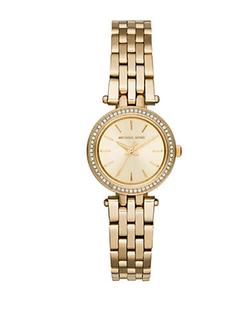 Michael Kors - Stainless Steel Bracelet Watch