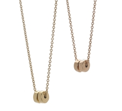 Crowe - Round Two Crew Necklace