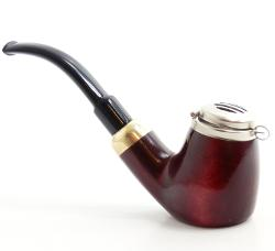 Mr. Brog - Smoke Pipe - Old Army No 21 - Mahogany - Hand Made
