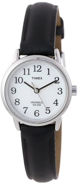 Timex - Easy Reader Silver-Tone Watch