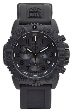 Luminox - Navy Seal Colormark Chronograph Silicone Strap Watch