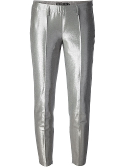 Peachoo + Krejberg  - Metallic Trouser