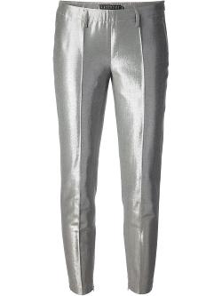 Peachoo + Krejberg  - Metallic Trouser