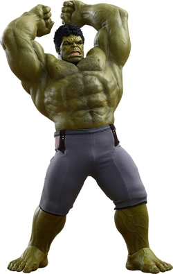 Hot Toys - Hulk Deluxe