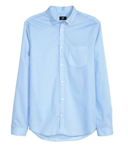 H&M - Cotton Shirt Relaxed fit