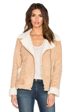 Minkpink - Believe Again Faux Fur Jacket