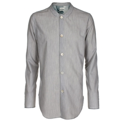 Paul Smith  - Collarless Shirt
