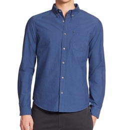 Madison Supply  - Cotton Dobby Sportshirt