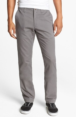Volcom - Faceted Tapered Chino Pants