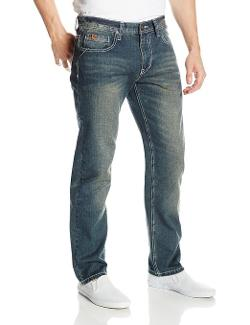 Southpole  - Slim Straight Fit Washed Premium Denim