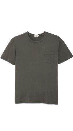 Faherty  - Pocket Crew T-Shirt
