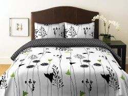 Perry Ellis - Asian Lily Collection Duvet Set