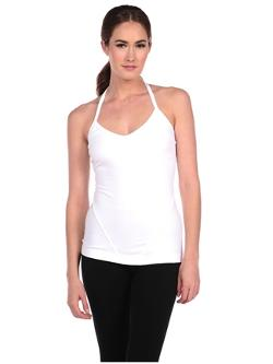 Designs by Stephene - Sport Seamed Halter With Built In Bra